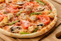 Пицца КУРИНАЯ (32см)