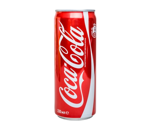 Кока-кола 0,33л - ж/б